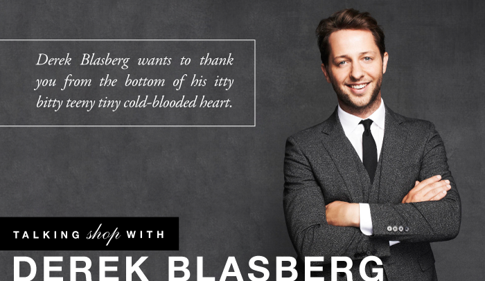 Derek Blasberg for Paperless Post